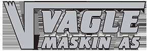 VAGLE MASKIN Logo